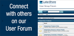 Lake Shore User Forum