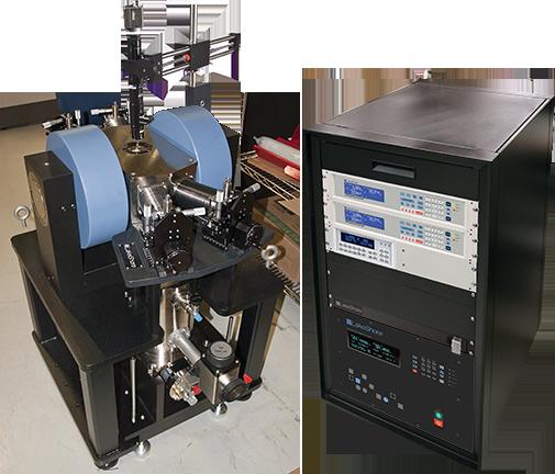 Model CRX-EM-HF Cryogenic Probe Station