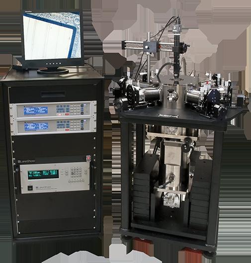 Model CRX-VF Cryogenic Probe Station