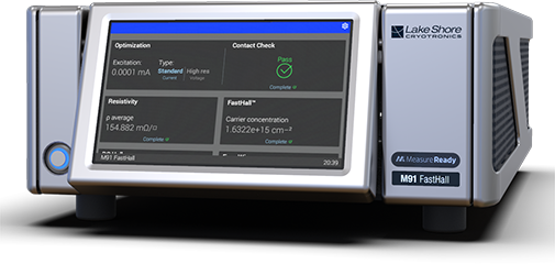MeasureReady™ M91  FastHall™ Measurement Controller